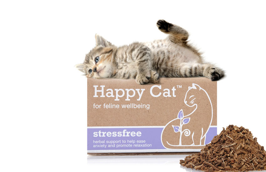 Happy Cat Valerian small box | Meister Trading | The Cat Product Specialist
