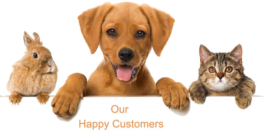 Happy catz Happy Customers | Meister Trading | The Cat Product Specialist