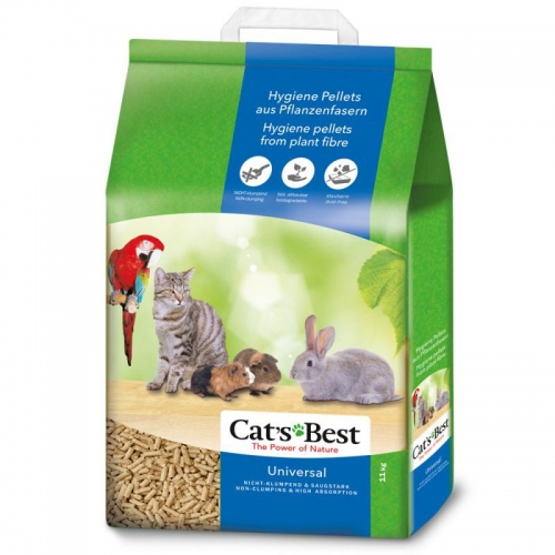 Cat's Best Universal Litter Meister Trading | The Cat Product Specialist
